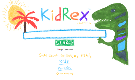 Kidrex A Safe Search Engine For Kids Keith Meyers Tech Tips Pint